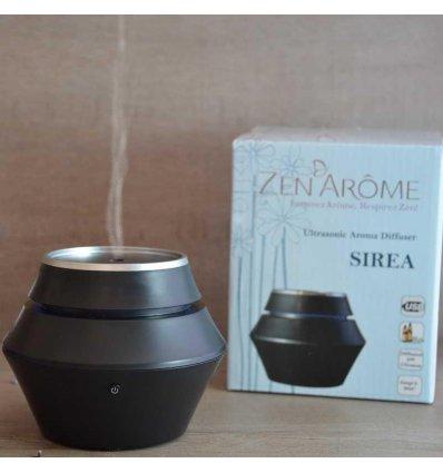 Diffuseur Ultrasonique SIREA Noir - ZEN ARÔME