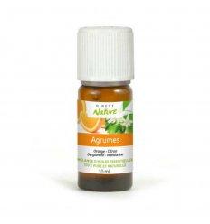 "Mélange Huiles Essentielles Pures ""Agrumes"" - DIRECT NATURE - 10 ml"