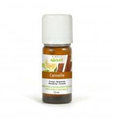 """Mélange Huiles Essentielles Naturelles """"Cannelle"""" - DIRECT NATURE - 10 ml"""