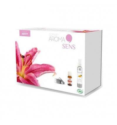 Coffret Aromathérapie Aroma Sens - DIRECT NATURE