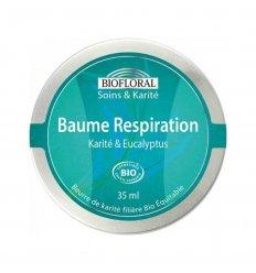 Baume Respiratoire Eucalyptus et Karité Bio - BIOFLORAL