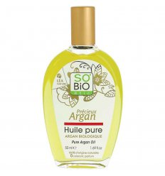 Huile Argan Bio Pure - 50 ml - SO'BIO étic
