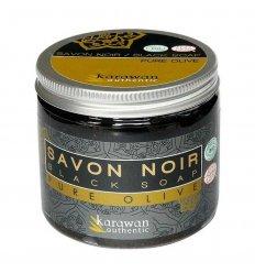 Savon Noir Pure Huile d'Olive Bio - KARAWAN Authentic