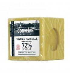 Cube Savon de Marseille Extra Pur - LA CORVETTE