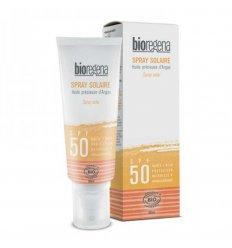 Spray Solaire Bio SPF 50 - Peaux Sensibles - BIOREGENA