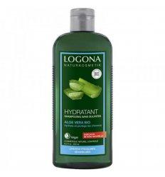 Shampoing  Hydratant Aloe Vera Bio - LOGONA