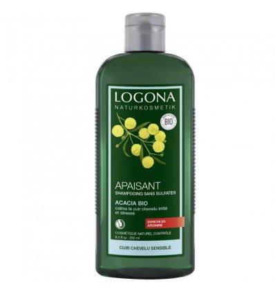 Shampoing Apaisant à l'Acacia Bio - LOGONA