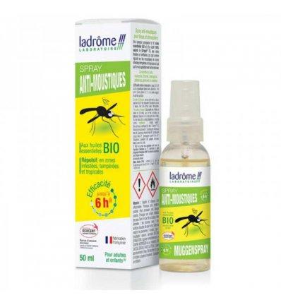 Spray Anti-Moustique Bio Citronnelle - LADROME