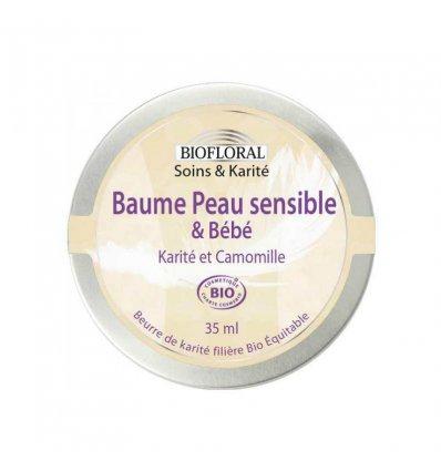 Baume Bébé et Peau Sensible Bio - BIOFLORAL
