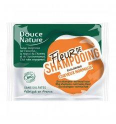 Fleur de Shampoing Bio - Cheveux Normaux - DOUCE NATURE