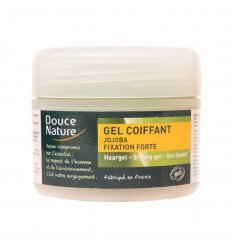Gel Coiffant Bio Fixation Forte - DOUCE NATURE