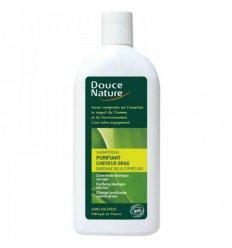 Shampoing Bio pour Cheveux Gras - DOUCE NATURE