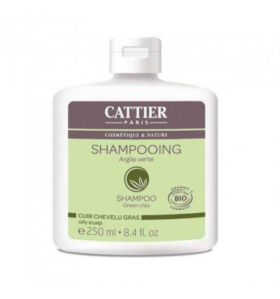 Shampooing Cuir Chevelu Gras - CATTIER