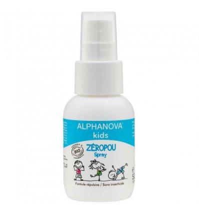 Spray Anti-Poux Bio ZeroPou - ALPHANOVA