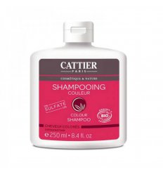 Shampoing Sans Sulfate Cheveux Colorés - CATTIER