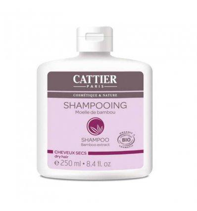 Shampoing au Bambou Bio - Cheveux Secs - CATTIER