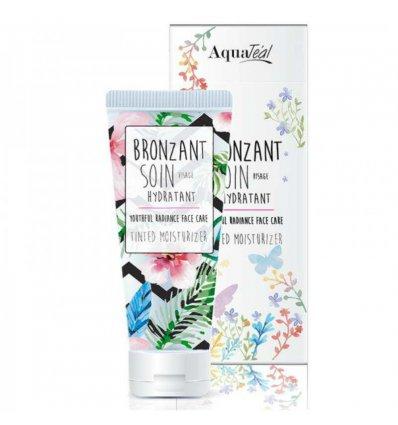 Effet Bronzant - Soin Visage Anti-âge - AQUATEAL