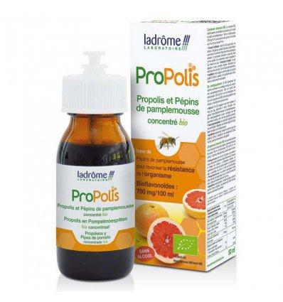 Concentré de Propolis et Pépins de Pamplemousse Bio - LADRÔME