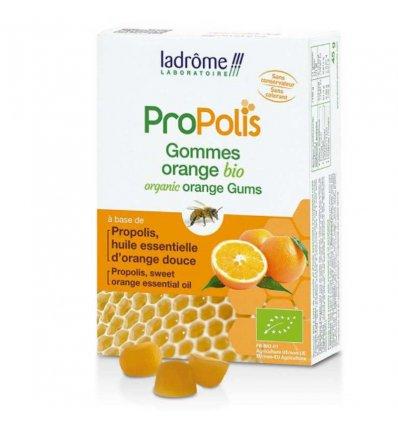 Gomme Propolis et Orange Bio - LADRÔME