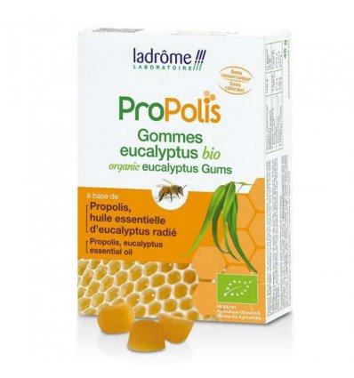 Gomme de Propolis et Eucalyptus Bio - LADRÔME