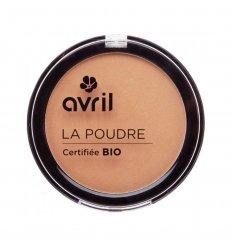 Poudre Bronzante Bio Caramel Doré - AVRIL BEAUTÉ