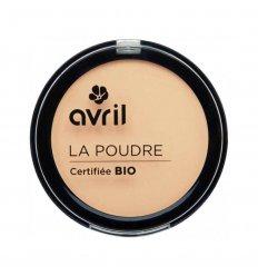 Poudre Compacte Bio Porcelaine - AVRIL