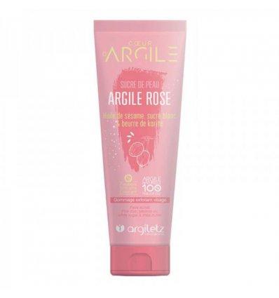 Gommage Exfoliant Visage Argile Rose - ARGILETZ