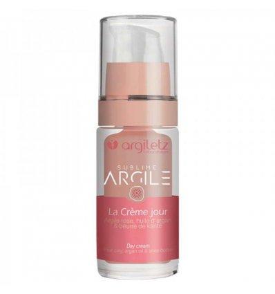 Crème Jour Argile Rose - ARGILETZ