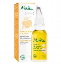 Huile Noyau Abricot Bio - MELVITA