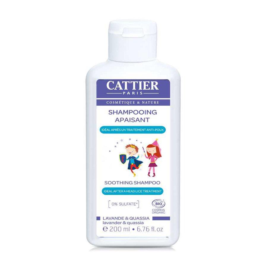 shampoing protecteur anti poux bio cattier