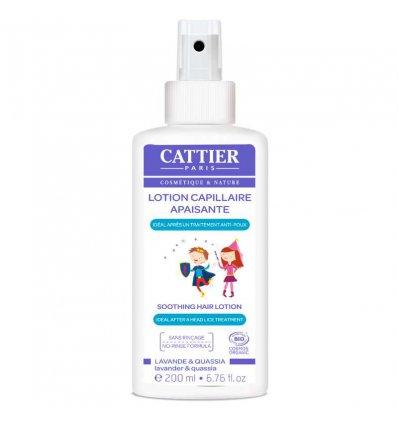 Lotion Protectrice Anti-Poux Bio - CATTIER