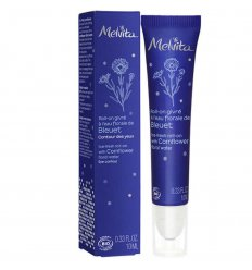Roll-On Contour des Yeux à l'Eau Florale de Bleuet Bio - MELVITA