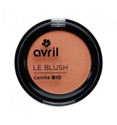 Blush Fard à Joues Bio Pêche Rosé - AVRIL Beauté