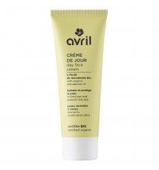 Crème de Jour AVRIL - Peaux Normales à Mixtes Bio