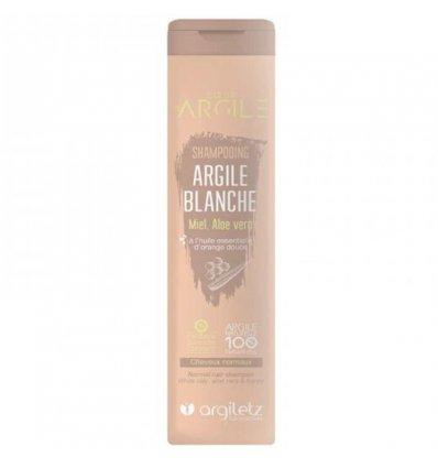 Shampoing Argile Blanche Cheveux Normaux - ARGILETZ