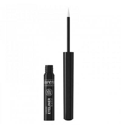 Eye Liner Liquide Noir Bio - LAVERA