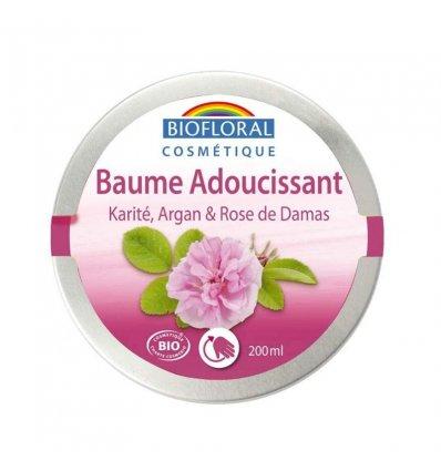 Baume Adoucissant Rose de Damas Bio - BIOFLORAL