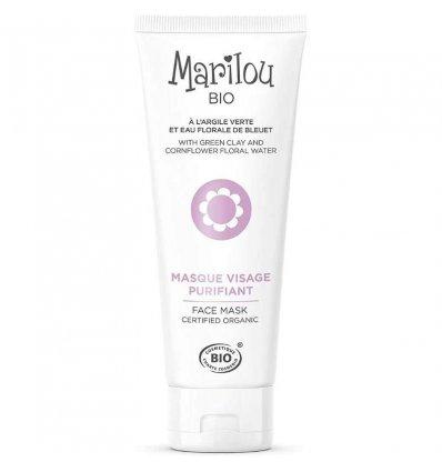 Masque Visage Purifiant Bio - MARILOU BIO