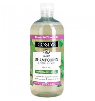 Shampoing Bio AntiPelliculaire sans Sulfate - COSLYS