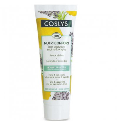 COSLYS - Soin Onctueux Mains & Ongles