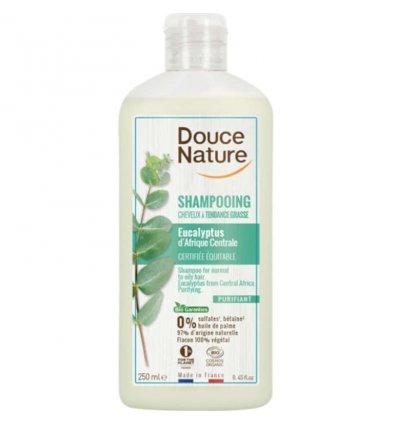 Shampoing Bio Purifiant Cheveux Gras - DOUCE NATURE