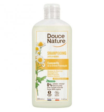 Shampoing Cheveux Blond Bio - DOUCE NATURE