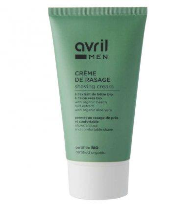 Crème de Rasage Bio - AVRIL