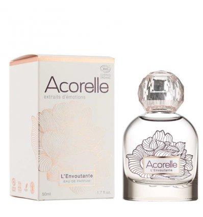 Eau de Parfum Bio l'Envoûtante ACORELLE