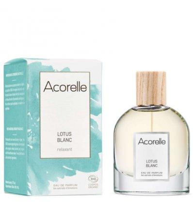 Eau de Parfum Lotus Blanc Bio - ACORELLE