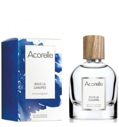 """Eau de Parfum Cèdre Bio """"Sous La Canopée"""" Homme - ACORELLE"""