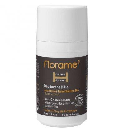 Déodorant Bille Homme Bio - FLORAME