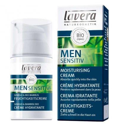 Crème Hydratante Homme Bio - LAVERA