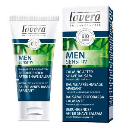 Baume Après-Rasage Apaisant Men Sensitiv - LAVERA
