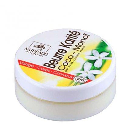 Beurre de Karité Monoï Coco Bio - NATURADO